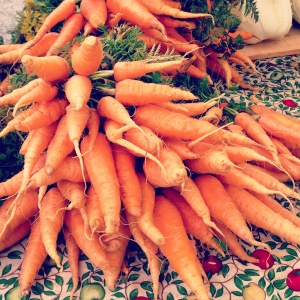 carrots from Tomten Farm