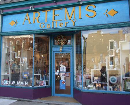 artemis gallery