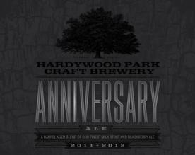 Hardywood First Anniversary Ale