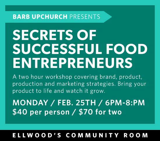Secrets of Successful Food Entrepreneurs