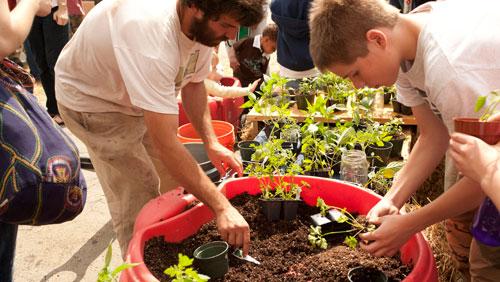 RVA Earth Day activities
