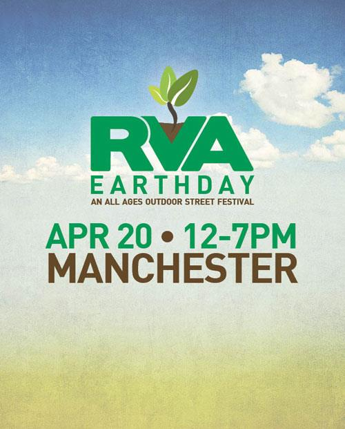 RVA Earth Day in Manchester