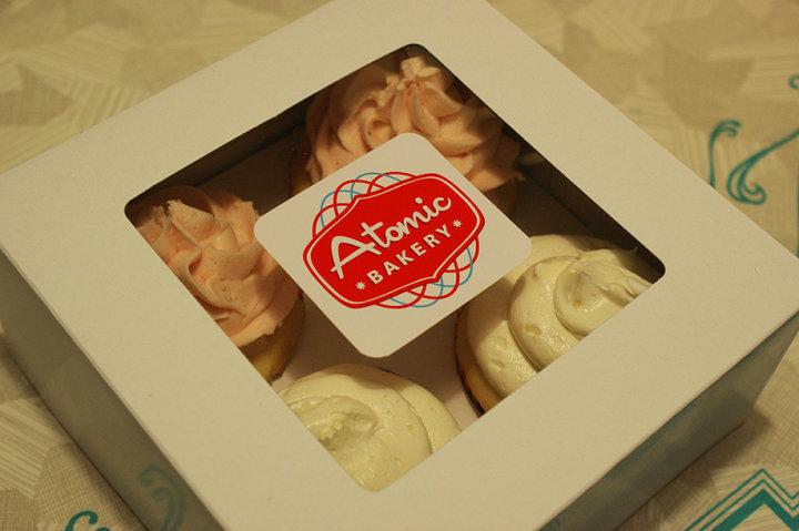 atomic cupcakes