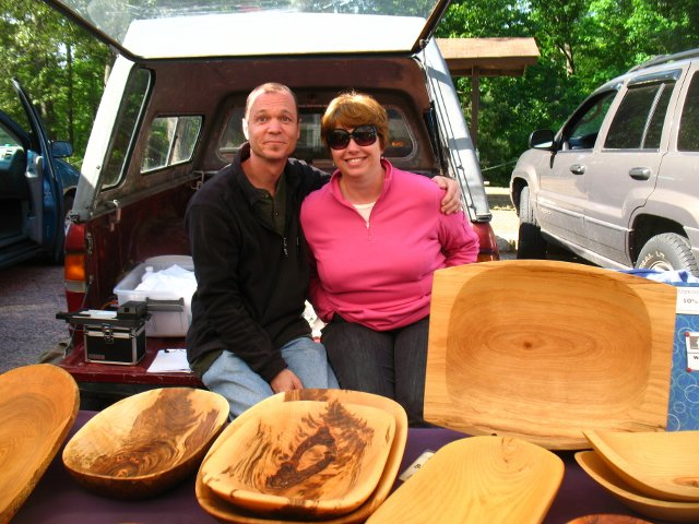 The Wildwood Carver carved wood bowls