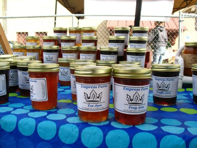 empress farm jams