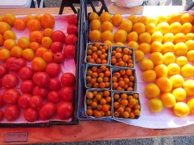 Tomten Tomatoes