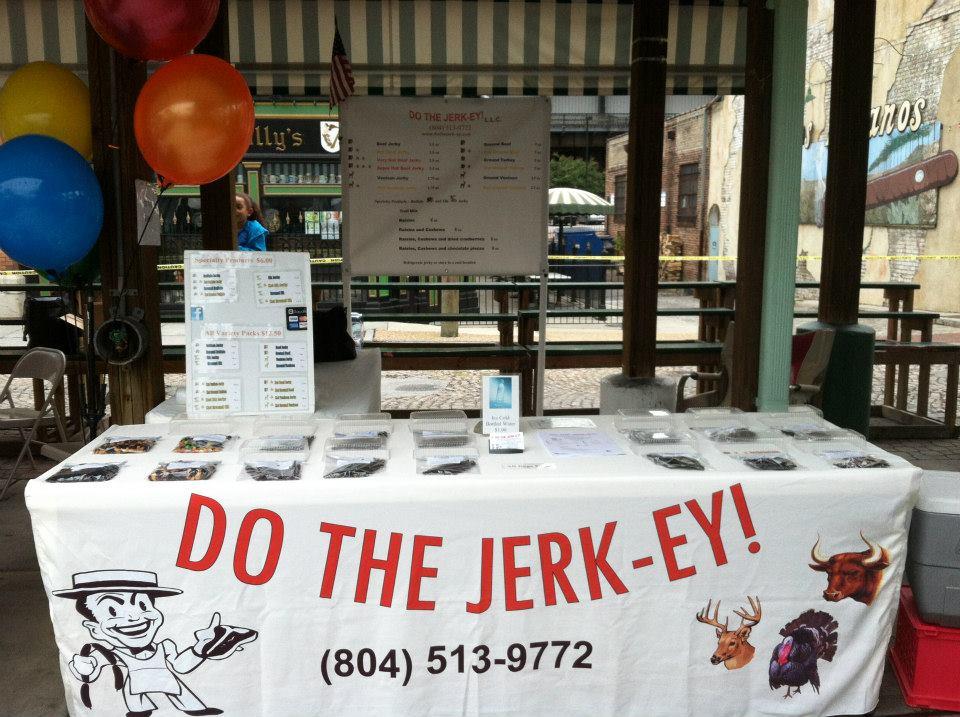 do the jerk-ey