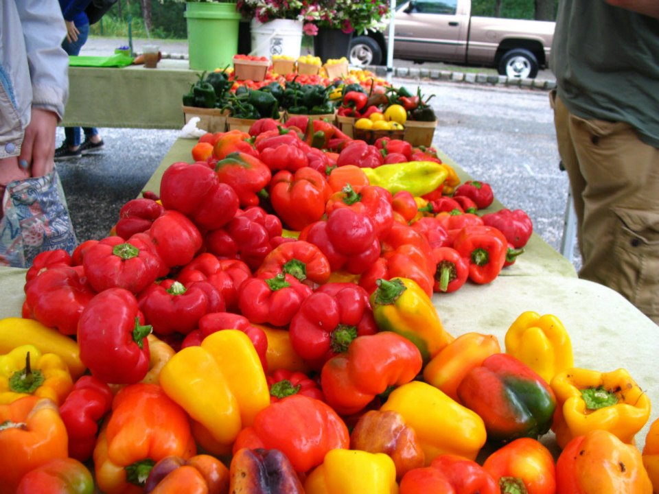 market peppers