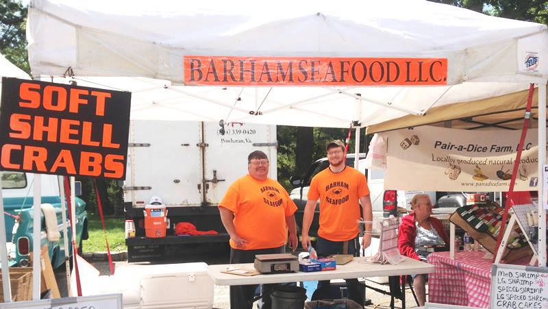 barham's seafood