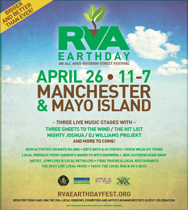 RVA Earth Day 2014