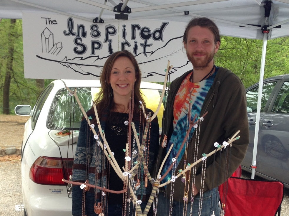The Inspired Spirit at the South of the James Market
