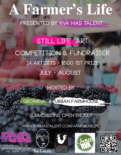 rva has talent still life competition