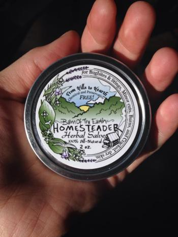 homesteader in hand pic