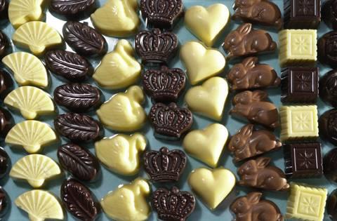 de Rochonnet delights Chocolatier