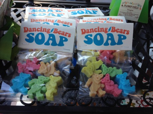 Dancing Bear Soaps Flower Child