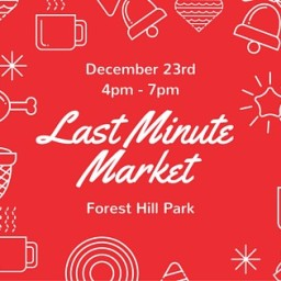Last Minute Holiday Market
