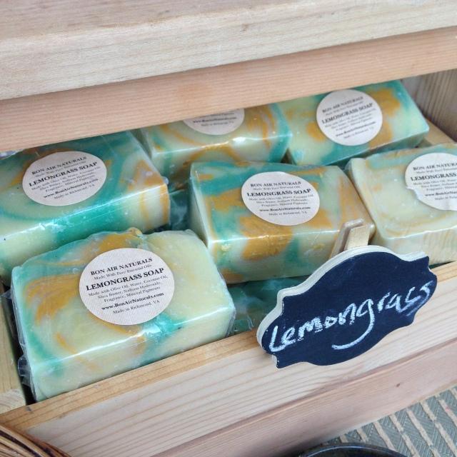 Bon Air Naturals soap