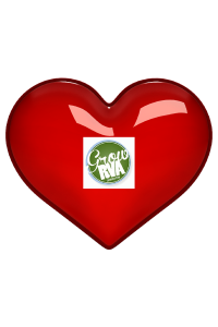 GrowRVA Valentine Heart
