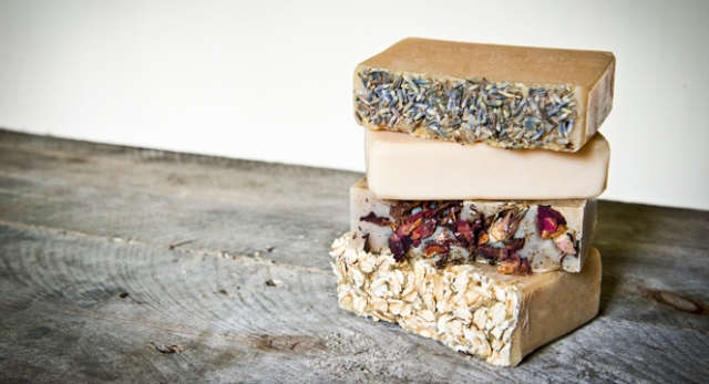 Freckled Farm Soap - 4for20