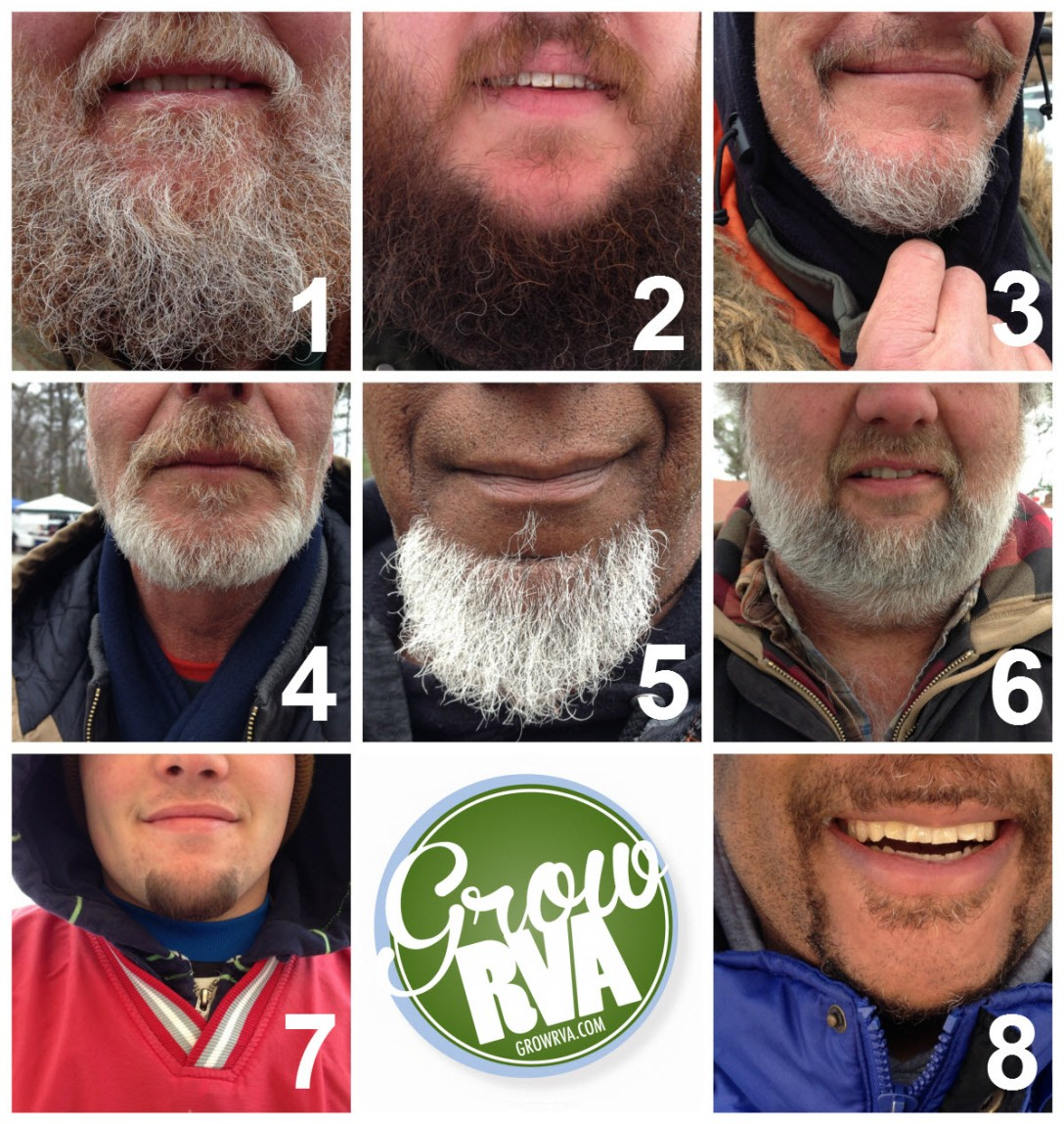 GrowRVA 2015 Beard Contest SOJ