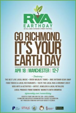 RVA Earth Day 2015