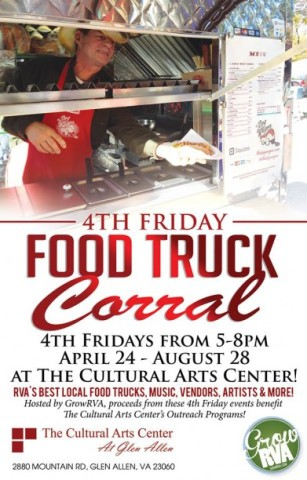 Fourth Fridays Food Truck Corral