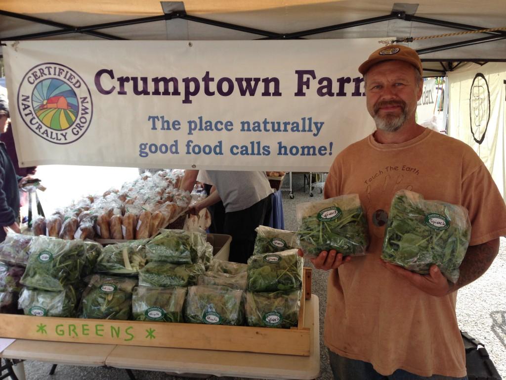 Brad Constable, Crumptown Farm