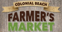 Thursday's Colonial Beach Farmers Market