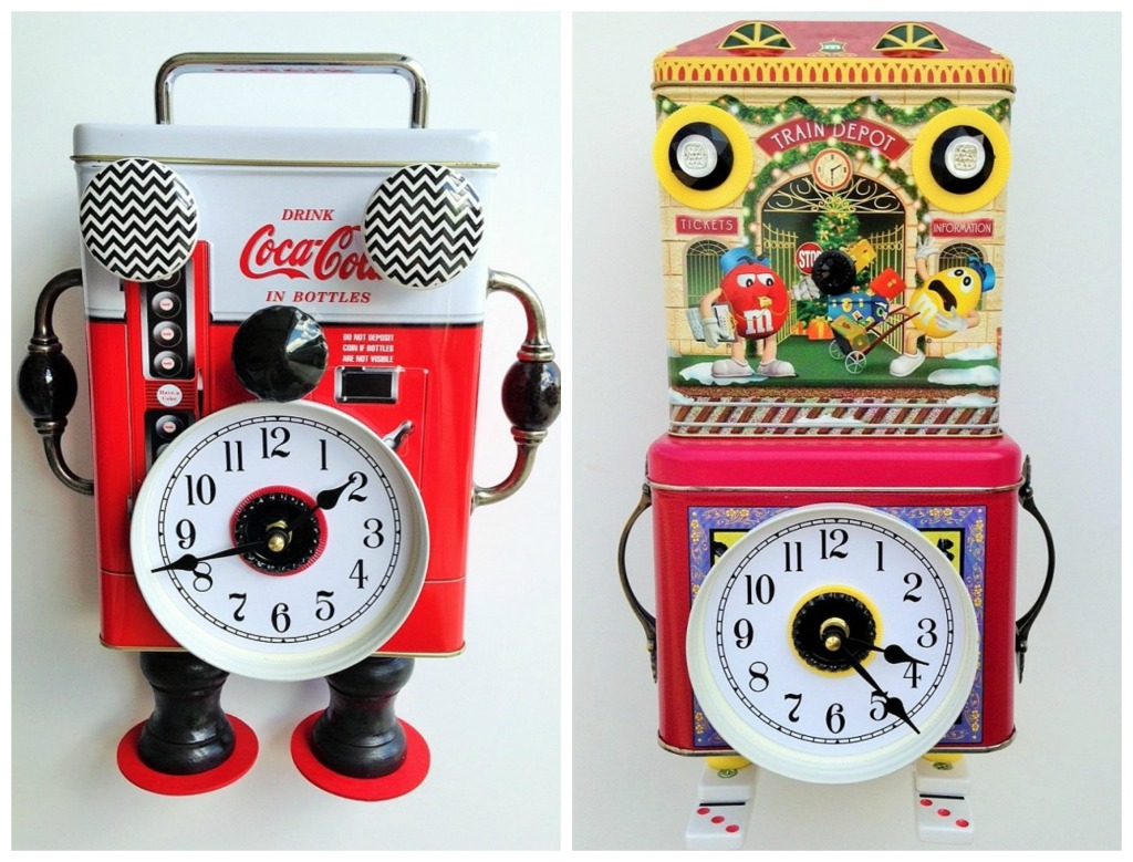creative clock designs