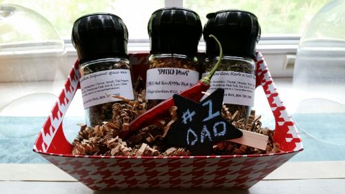 Village Garden Spice mixes
