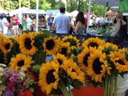 Saturday's South of the James Market Highlights