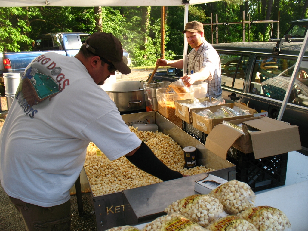 Mark's Kettle Corn