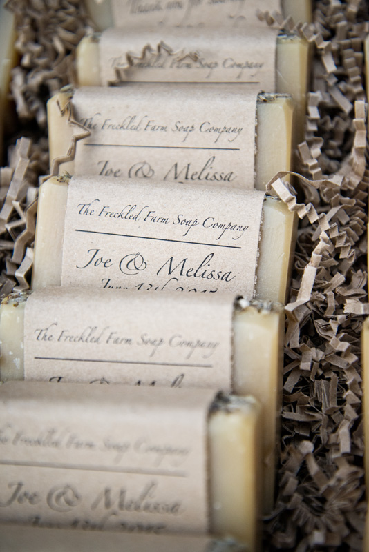 The Freckled Farm Soap Company Custom