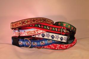 Christmas collars 2015 (1)