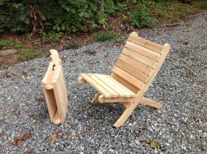 GrowRVA - Chad Allen Camp Chair
