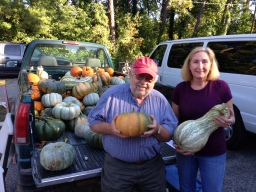 Pumpkins, Pumpkins, Pumpkins – October 17th at South of the James