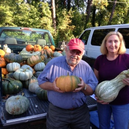 Pumpkins, Pumpkins, Pumpkins – October 17th at South of the James