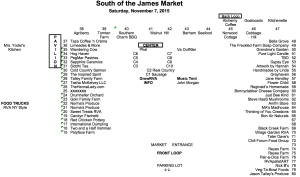 GrowRVA's South of the James Market November 7, 2015