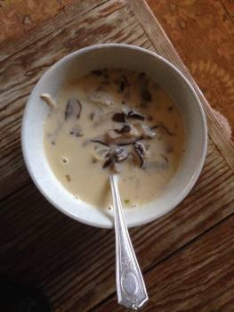 GrowRVA - HaaShrooms Creamy Mushroom Soup