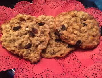 GrowRVA - Thinking of You Creations Oatmeal Cookies