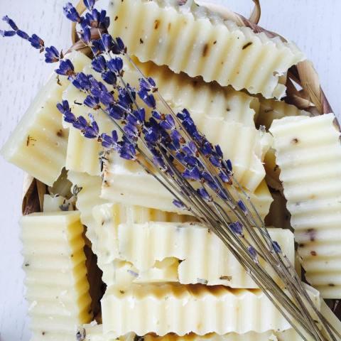 GrowRVA - Cricket Cove Soap French Lavender Coconut Milk